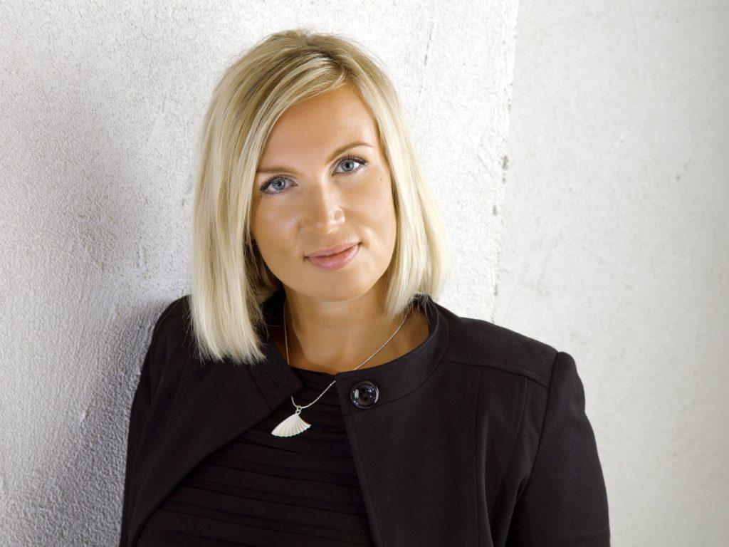 Paula Erkkilä: direktör, Österbottens handelskammare